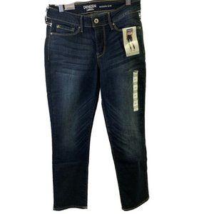 Denizen From Levi's Blue Modern Slim Jeans 6/7 S